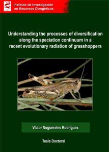 """Lectura y defensa de la tesis doctoral:""""Understanding the processes of diversification along the speciation continuum in a recent evolutionary radiation of grasshoppers"""", @  Irec: Salón de Actos"""
