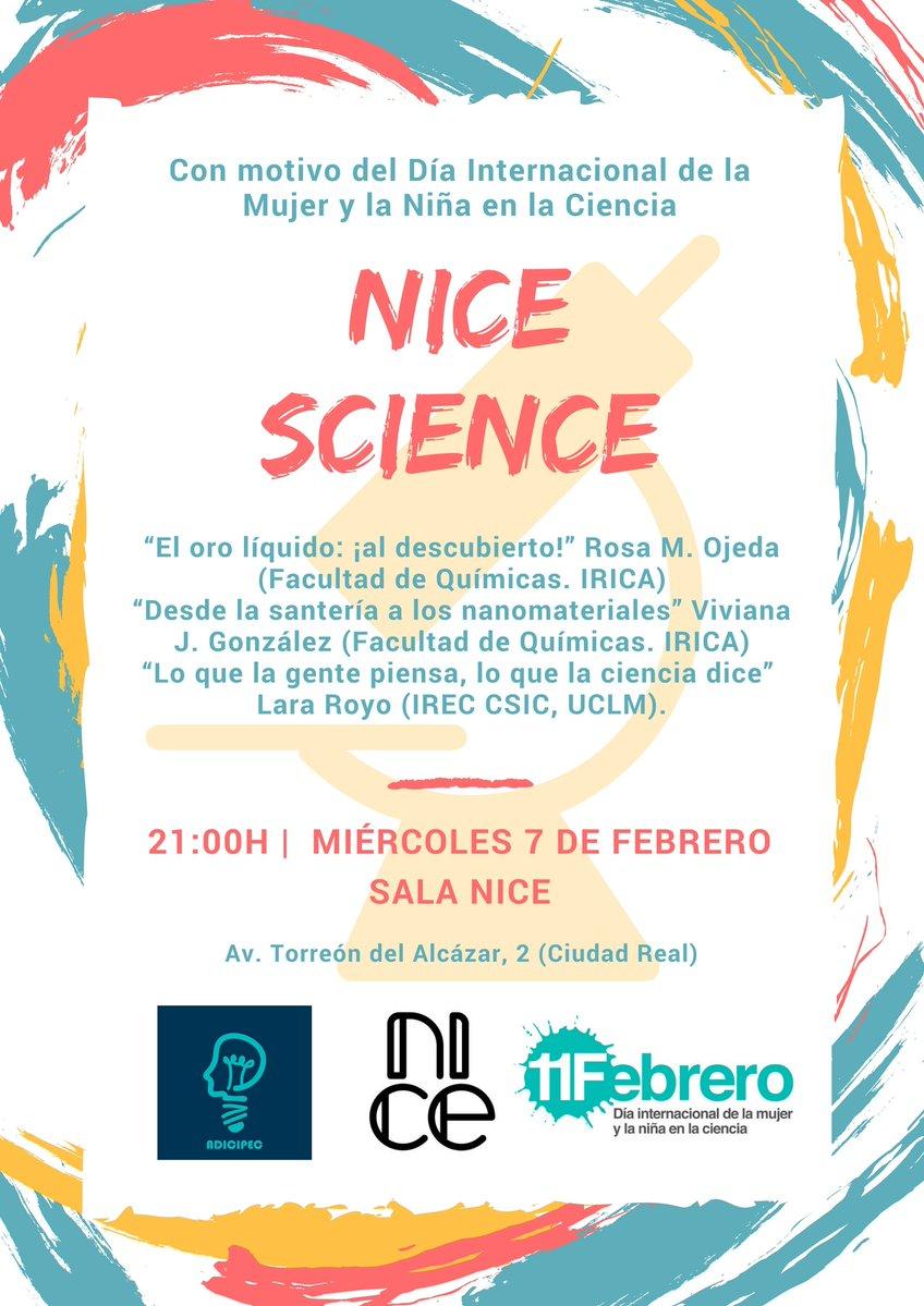 NICE SCIENCE