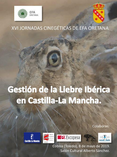 Gestión de la Liebre Ibérica en Castilla-La Mancha