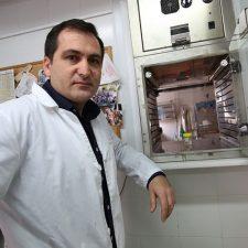 Joaquin Vicente IREC