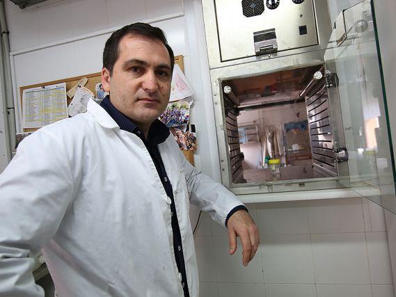 Vicente Baños, Joaquín