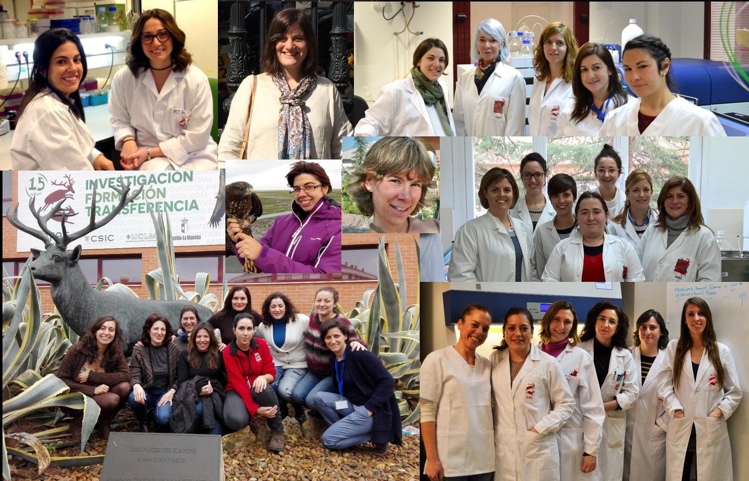 Día internacional de la mujer en la ciencia 2017