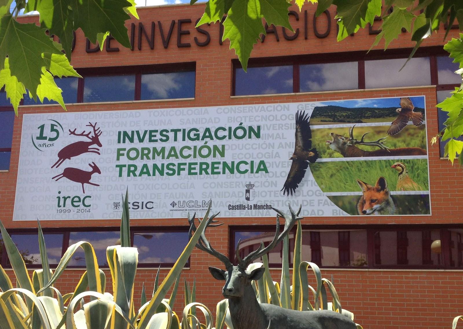 IREC Instituto Investigacion Recursos Cinegeticos