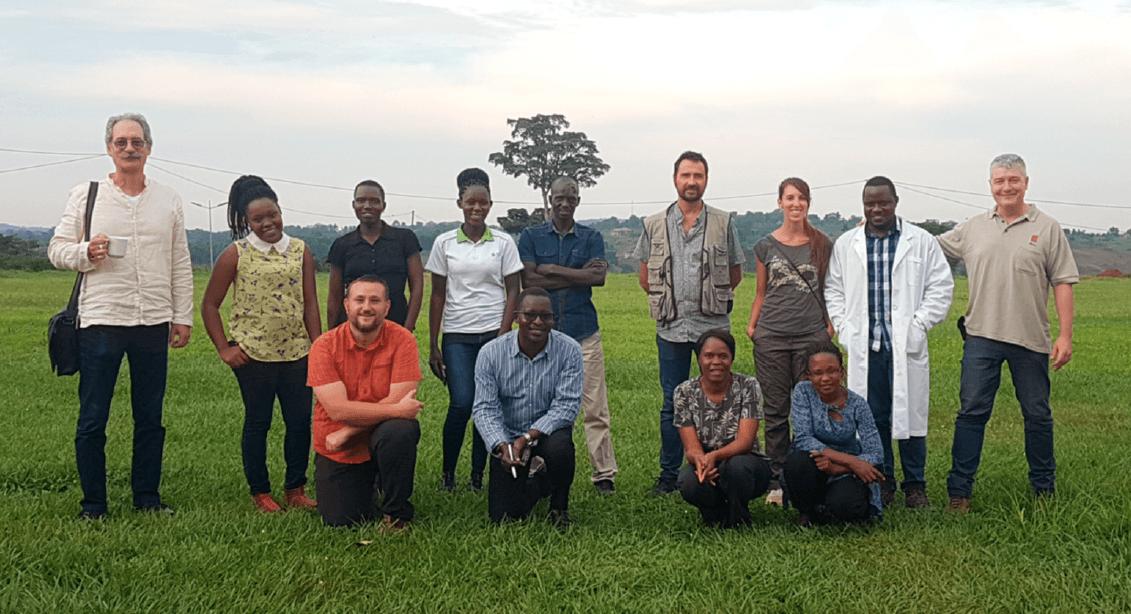 IREC Vacunas Uganda Garrapatas