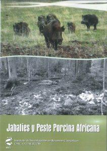 Jabalies y Peste Porcina Africana_IREC_Portada