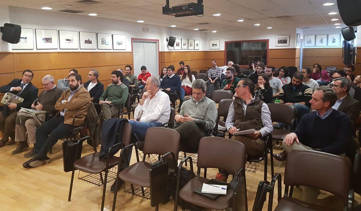 Technical meetings scientific hunters IREC_3